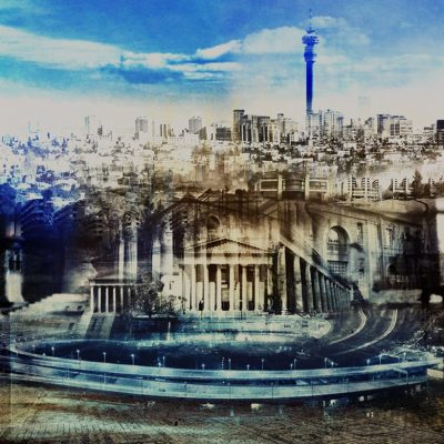 Commissioned work for the Johannesburg office of PPS Investments